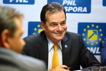 """Ludovic Orban ar vrea o moţiune de cenzură de """"toamnă"""""""
