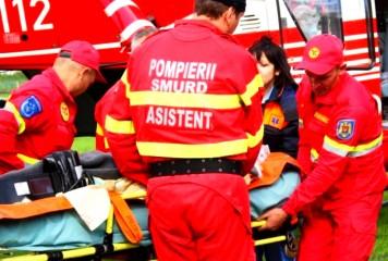 Accidentul de pe A1, provocat de un şofer beat care mergea pe contrasens