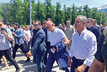 Moldova, sfasiata intre Rusia si Occident