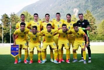 DUPĂ 21 DE ANI: România participă la Campionatul European de Tineret