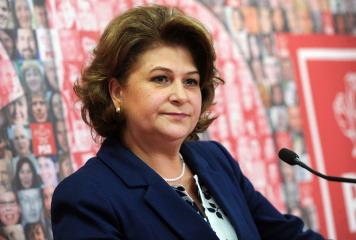 Rovana Plumb: Femeile social-democrate o susțin pe Dăncilă pentru preşedinţia partidului