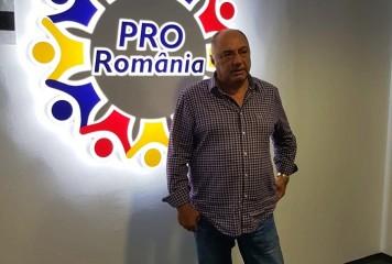 Fostul primar Antonie Solomon, la Pro Romania