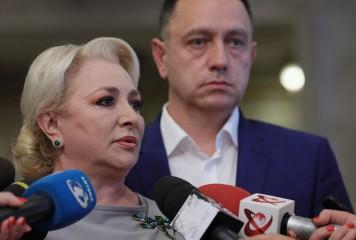 Dăncilă: Iohannis să-și asume decizia CCR. Să dea o explicație