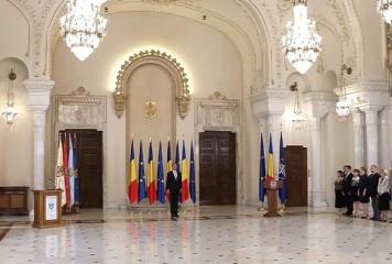 PSD-ul în ședință, Iohannis semnează un acord la Cotroceni