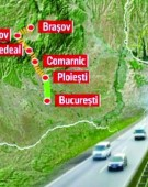 Autostrada Comarnic-Braşov ajunge în CSAT