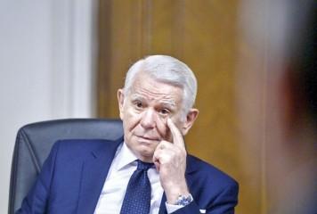CCR: Alegerea lui Meleșcanu în fruntea Senatului, neconstituțională