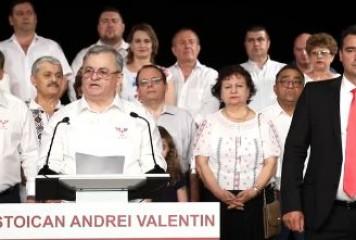 Partidul lui Onțanu are candidat la președinție. Lansare la TNB