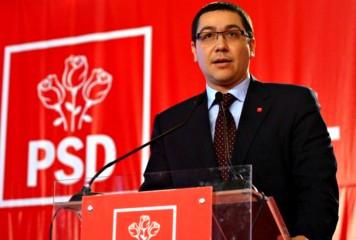 Ponta: Ne-am alia într-o oră cu ALDE, dar să iasă de la guvernare!
