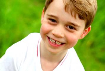 Prinţul George a împlinit 6 ani. Cum a fost marcată aniversarea micuțului