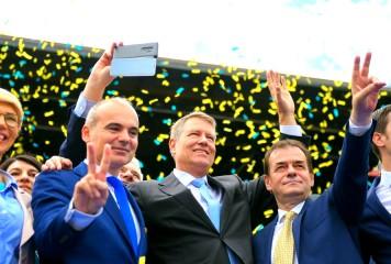"""PNL îi pregătește o """"rampă nouă"""" lui Iohannis pentru prezidențiale"""