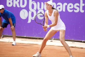 După ce a făcut senzație la turneul de la București, Țig a ajuns pe 264 WTA