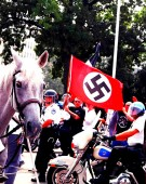 Denazificarea Germaniei continuă: Poliția va avea o structură de combatere a incitării la ură