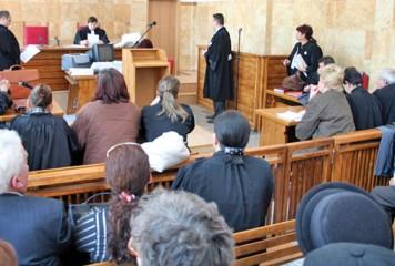 """""""Casco"""" pentru erorile comise de judecători și procurori"""