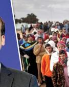 Macron schimbă foaia cu migranţii