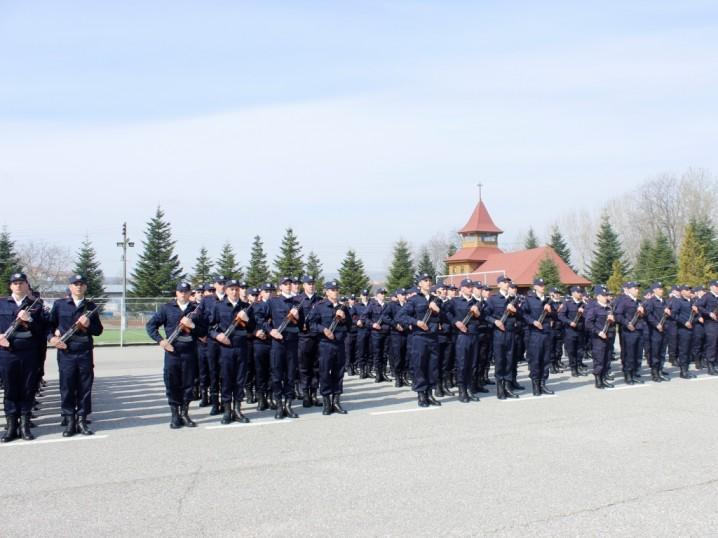 Școala de Jandarmi Drăgășani, dată Poliției!