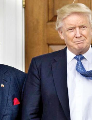 Giuliani și filiera ruso-ucraineană. Opulență, droguri și bani pentru Trump