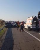 Accident grav, cu șase victime, în Suceava