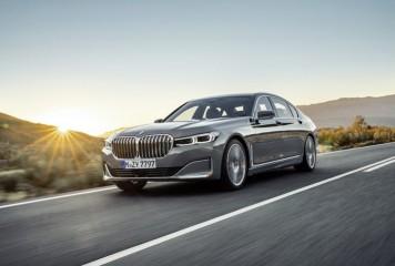 BMW merge pe mâna limuzinelor