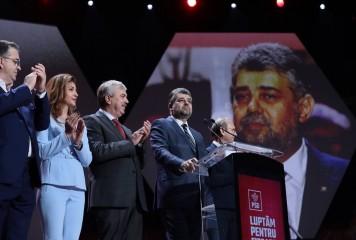 Ciolacu: PSD-ul, neutru ca Elveția. Să-și continue negocierile