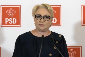 Dăncilă nu crede că vor fi noi trădări în PSD: Nu am emoții