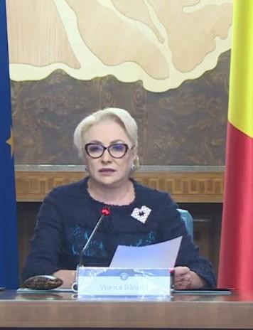 """""""Foamea de putere"""". Dăncilă îl somează public pe Iohannis"""