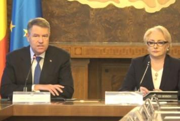 Dăncilă îi dă replica lui Iohannis, invocând demisia președintelui