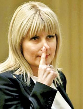 Elena Udrea vrea la CCR