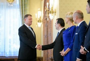 Iohannis l-a ales pe Ludovic Orban premier: Guvernul va avea un mandat scurt