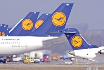 Lufthansa se pregăteşte de grevă