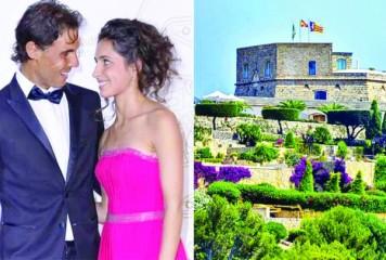 Nadal, nuntă de vis în Mallorca