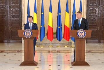 Ludovic Orban, primele declarații după ce a fost anunțat premier: vom da românilor ceea ce așteaptă de la noi