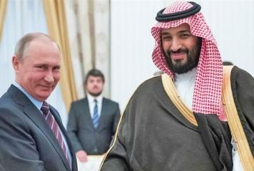 Putin, un negociator la curtea prinţului saudit