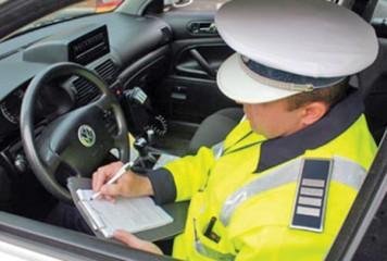 Amenzi usturătoare pentru șoferi