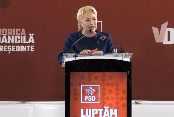 Dăncilă, întrebată despre angajarea fiului: A fost foarte, foarte atacat în ultima perioadă