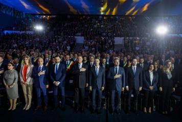 """Iohannis la BCU. """"Cea mai civilizată dezbatere de campanie de după 1989"""", în opinia Alinei Gorghiu"""