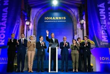 Iohannis, la final de campanie: Vom reseta România, vom repara tot ce a stricat PSD-ul