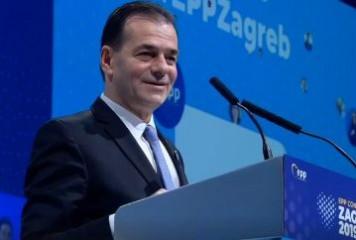 Ludovic Orban a vorbit liber, în engleză, la summitul PPE de la Zagreb (VIDEO)