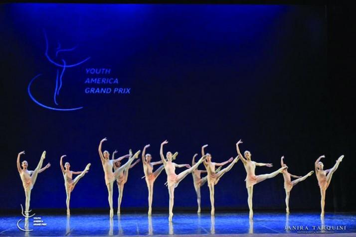 Balerinele La Sylphide, rezultate spectaculoase la Youth America Grand Prix
