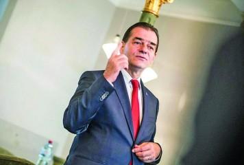 Guvernul Orban joacă țara la bursă