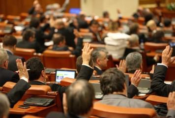 Ordonanța privind anticipatele, respinsă în Senat