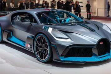 Bugatti n-are treabă cu criza