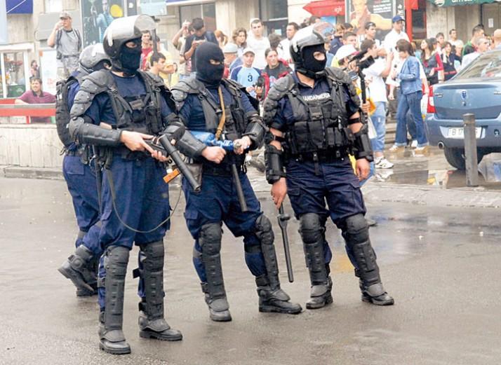Adio Jandarmerie! Schimbări șocante în Poliție