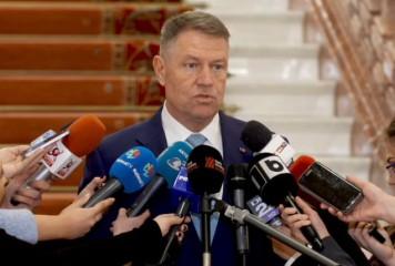 Iohannis susţine că nu l-au supărat huiduielile: fiecare are dreptul la opinia lui