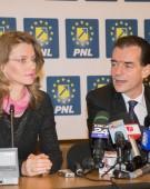 Alina Gorghiu, candidata PNL la șefia Senatului
