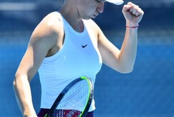 Australian Open: Simona Halep va juca în optimi cu Elise Mertens