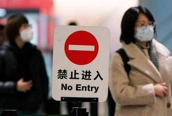 Virusul din China atacă Europa