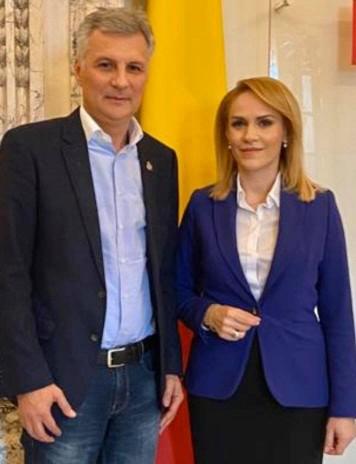 Senatorul Daniel Zamfir, în echipa PSD. Firea: Bine ai venit!