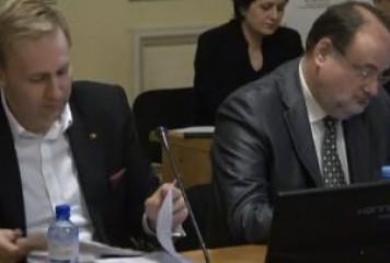 Victor Costache, aviz negativ după audierea din Parlament