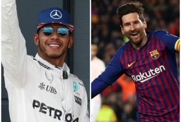 Messi şi Hamilton – un Laureus pe din două