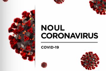 GCS: 2.738 de persoane infectate cu noul coronavirus/278 noi cazuri de îmbolnăvire, în ultimele 24 de ore